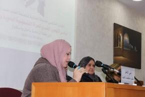 منتدى المنظمات الأهلية الفلسطينية لمناهضة العنف ضد المرأة يشارك في المؤتمر الختامي للحملة العالمية لمناهضة العنف ضد المرأة لعام 2018